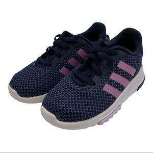 Adidas Toddler Girl Racer TR 2.0 Sneakers Size 8.5